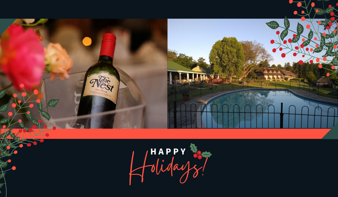 Happy Holidays from The Nest Hotel