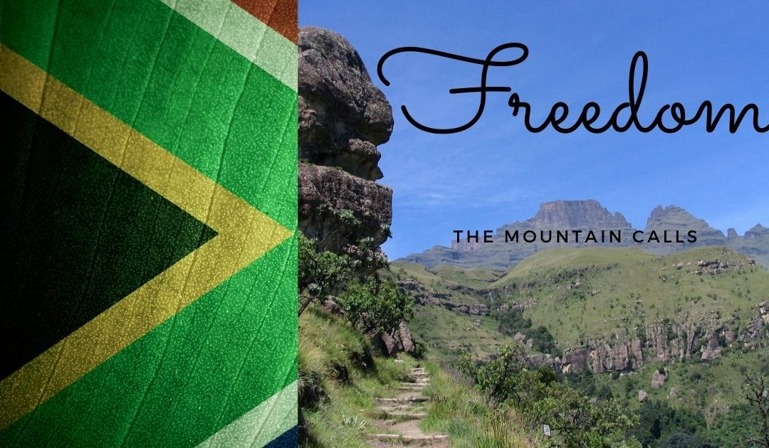 Freedom Day in the Mountains